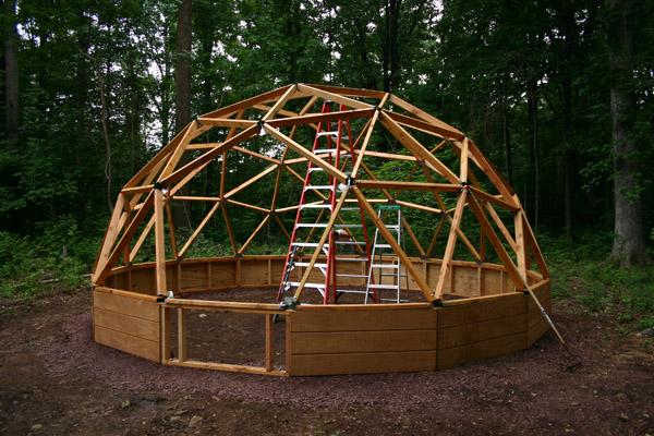 New greenhouse design joy studio design gallery best for Geodesic greenhouse plans free